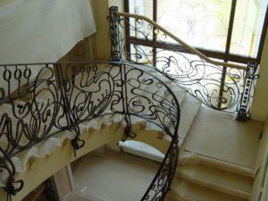 Перила — гордость и украшение дома