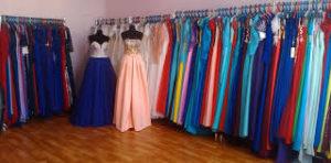 Шоурум вечерних платьев в Киеве