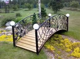 Кованые изделия для сада. Садовые кованые предметы из металла