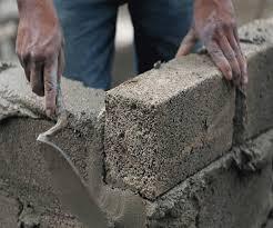 Использование цемента