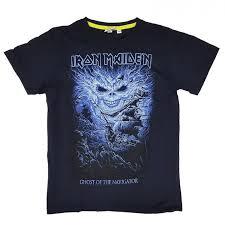 Купить футболки Iron Maiden