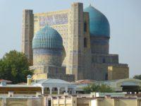 Знакомство с Узбекистаном
